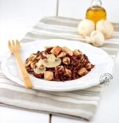 Padellata di riso rosso con pollo e champignon Punti - 20