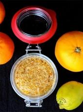 Sale aromatico agli agrumi Punti - 20