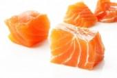 Tartare di salmone con salsa allo yogurt... Punti - 0