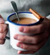 Tè Chai fai-da-te al latte d'avena Punti - 20