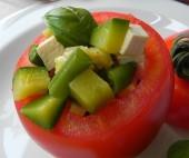 Pomodori ripieni di tofu e verdure Punti - 20