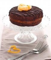 Torta al cacao con gelée di arance rosse Punti - 20