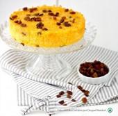 Torta di riso Basmati, uvetta e zafferano Punti - 0