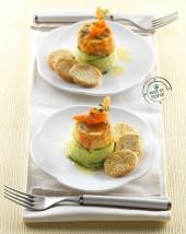 Tortino salato di verdure estive Punti - 0