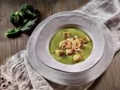 Vellutata di broccoli e cavolfiori con tagliatelle di calamaro Punti - 20