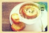 Zuppa di cipolle…  anti-colesterolo! Punti - 20