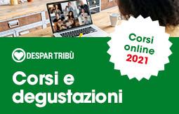 Calendario corsi online 2021