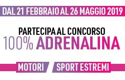 100% Adrenalina