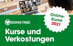 Kalender der Online-Kurse 2021