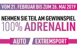 100% Adrenalin