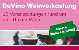DeVino Weinverkostung