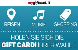 WÄHLEN SIE IHRE GIFT CARD