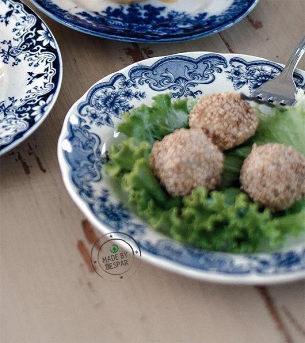 Polpettine di cavolfiore e quinoa