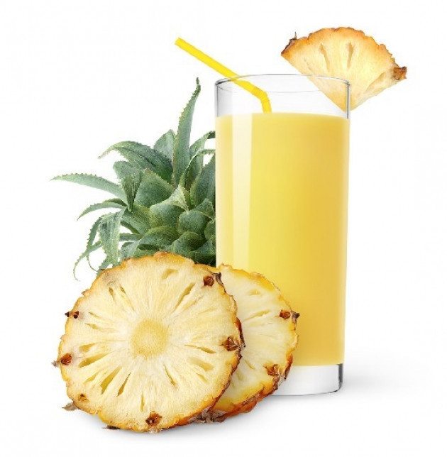 Ginger fruit cocktail