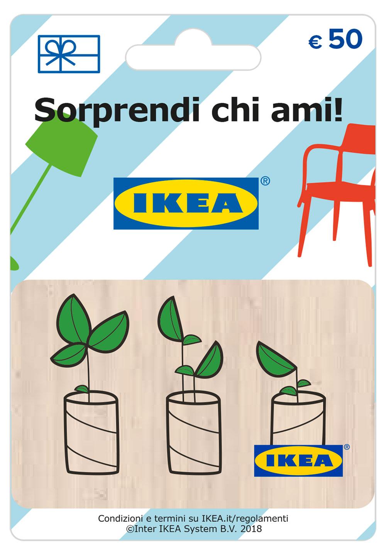 Carta Regalo Ikea