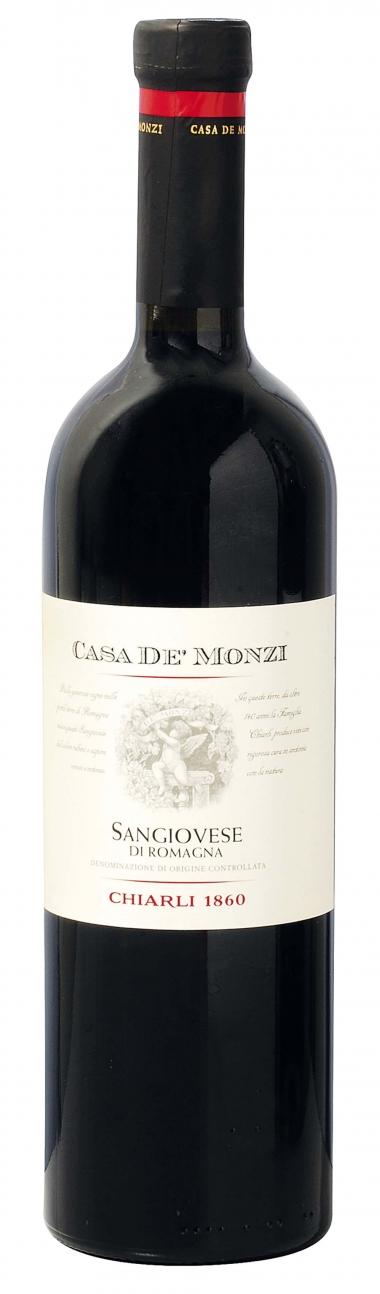 Sangiovese di Romagna DOC Casa de Monzi