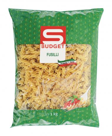 Pasta di Semola Fusilli