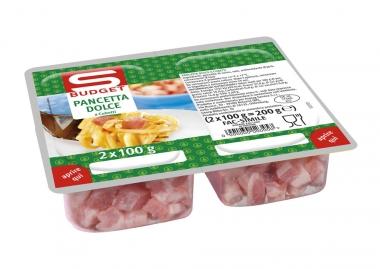 Pancetta Dolce a Cubetti