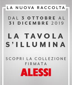 Scopri la collezione firmata Alessi