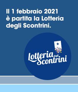 Il 1 febbraio 2021 è partita la Lotteria degli Scontrini