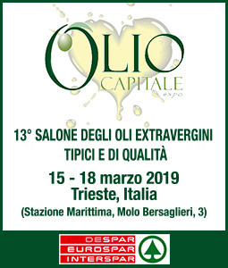 Olio Capitale, Salone Oli Extravergine a Trieste