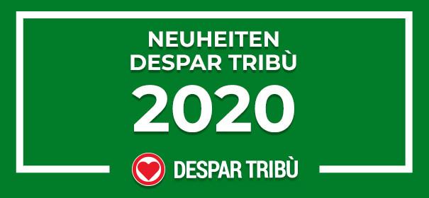 Entdecken Sie die Neuheiten Despar Tribù 2020
