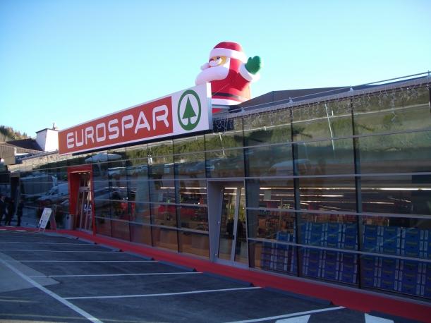 Eurospar - Punto vendita affiliato - Tesero