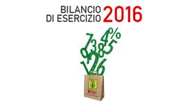Bilancio d'esercizio 2016