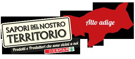 Sapori del nostro territorio - Alto Adige