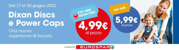 Speciale Dixan - Eurospar