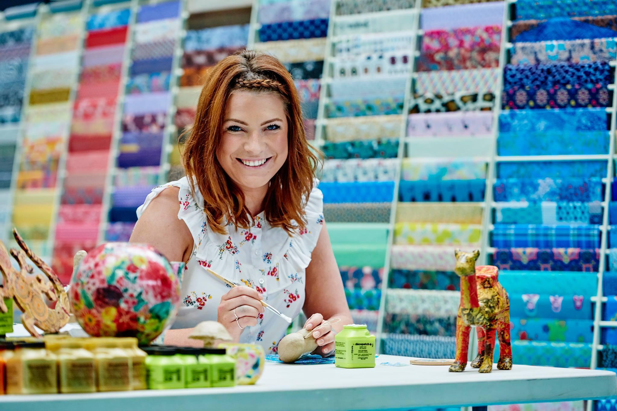 Exeter gets crafty: Stitc