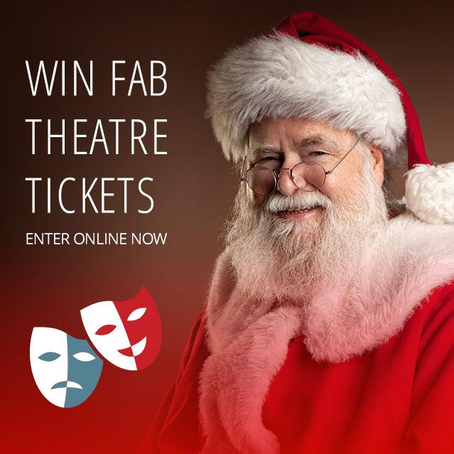 Win Theatre Tickets!