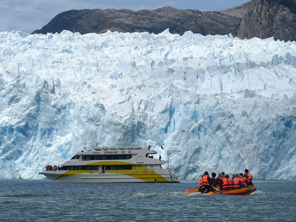 Chile Glaciar San R...