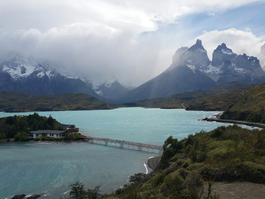 Chile Torres del Pa...