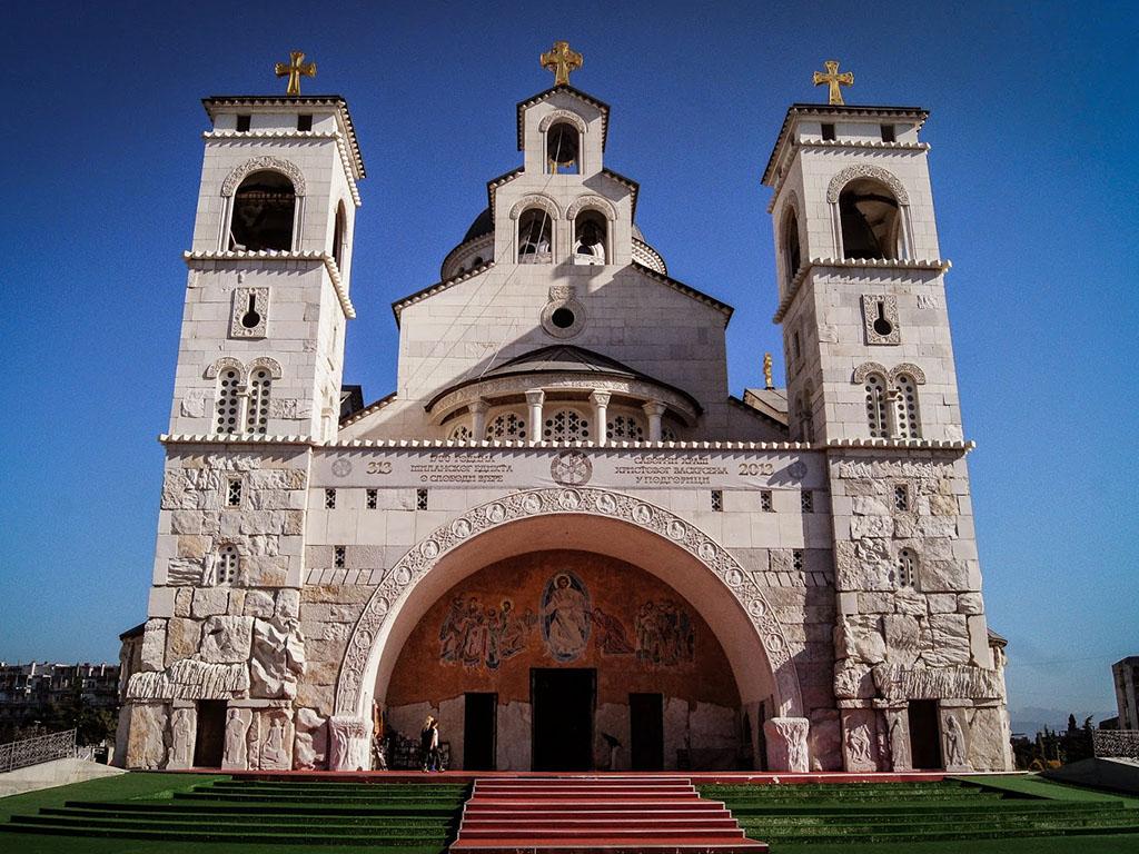 2 Podgorica catedra...