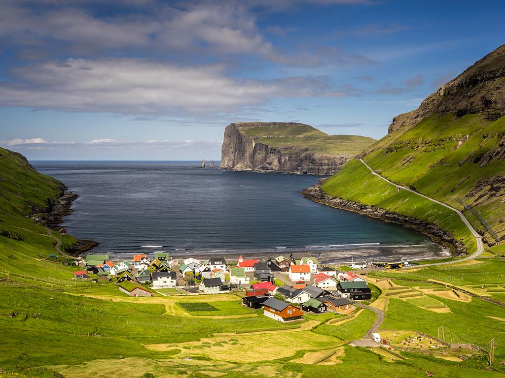 Islas Feroe Tjornuv...