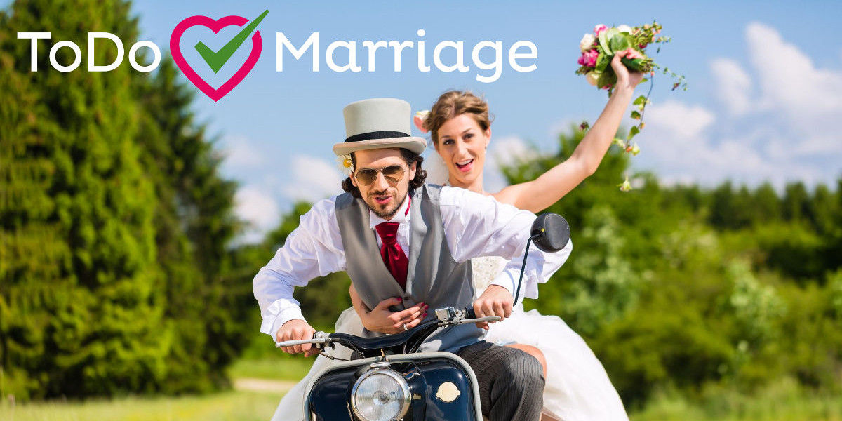 ToDo Marriage: how to plan your wedding from home