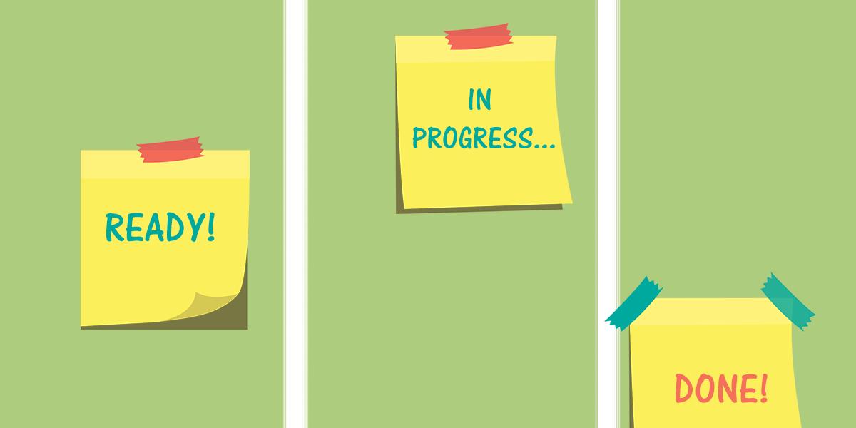 Gestire più progetti di più clienti contemporaneamente con un unico team di sviluppo con Kanban