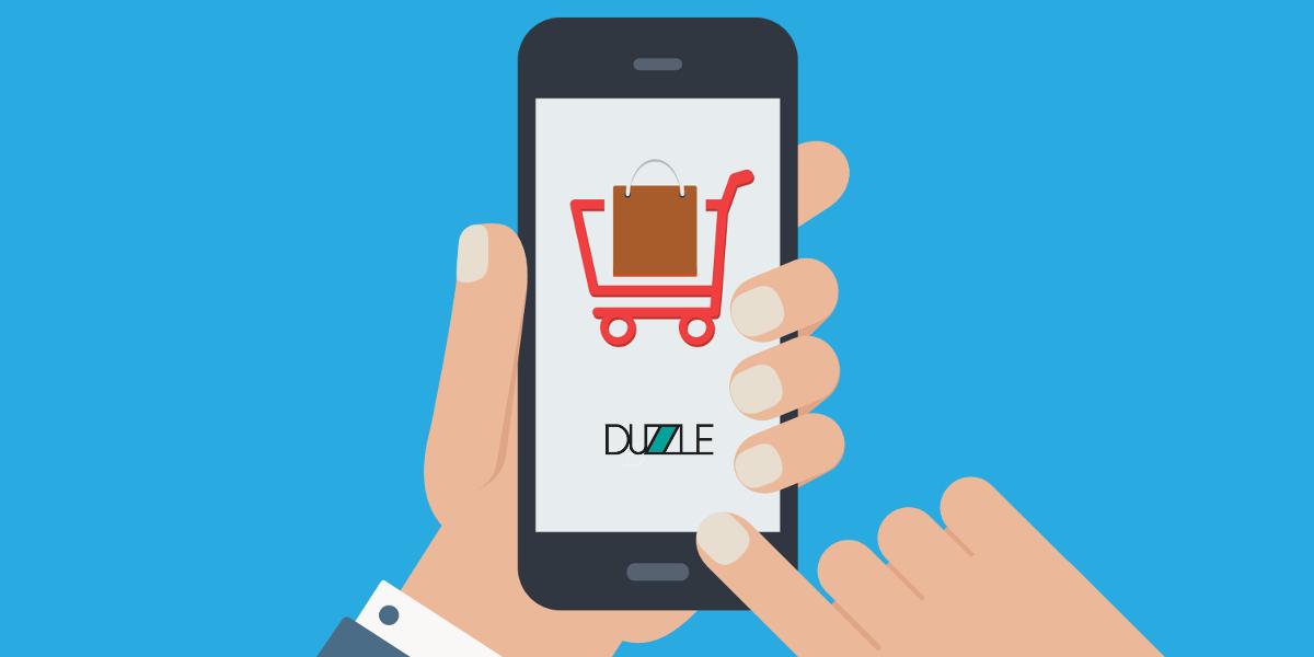 Un esempio di e-commerce: Duzzle.it
