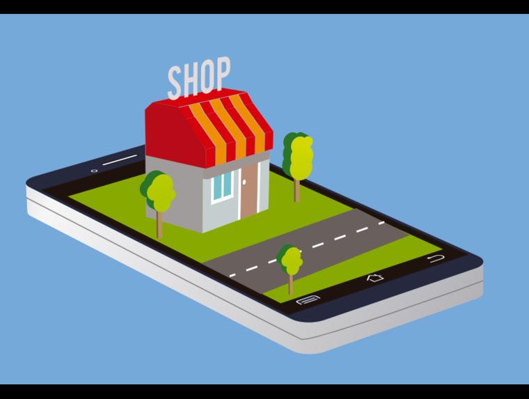 Web Management For Phones Retailer