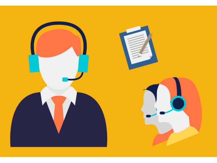Call Center Management Application