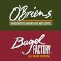 O'Brien's Bagel Factory logo