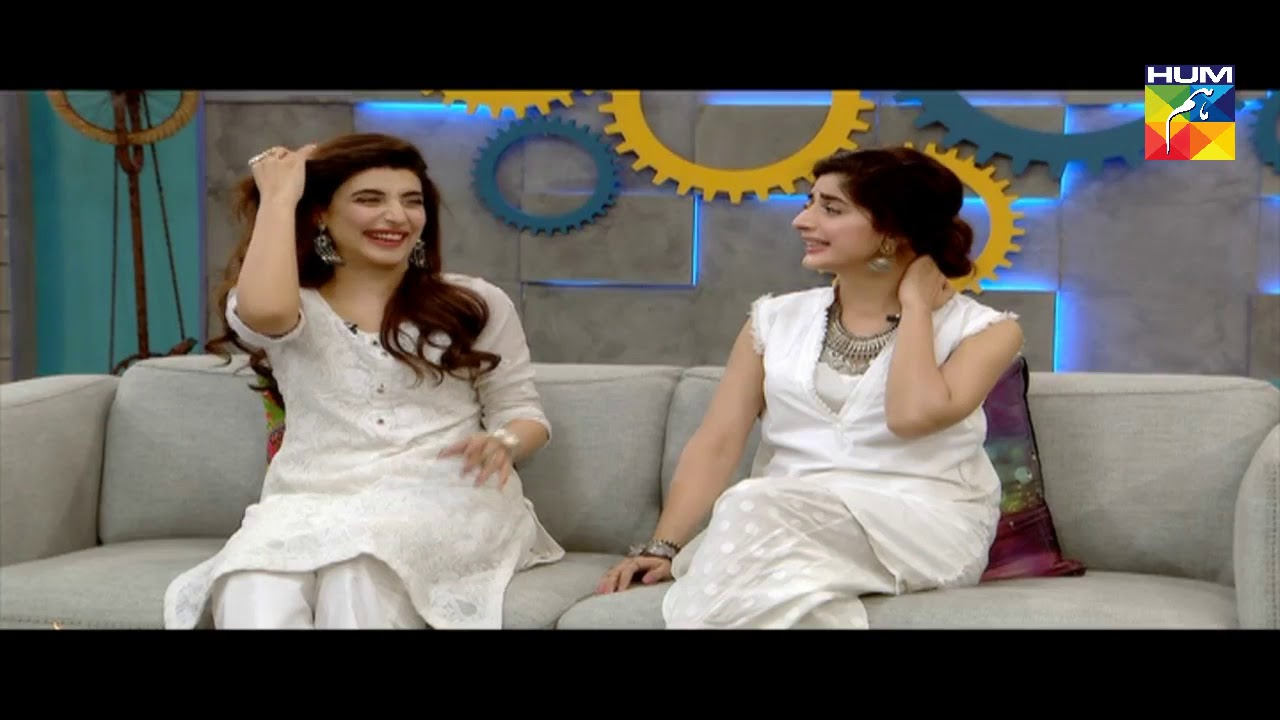 The After Moon Show Episode #13 HUM TV 05 May 2018 - Dherti TV