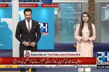News Bulletin | 3:00pm | 3 Sep 2019 | 24 News HD - Dherti TV
