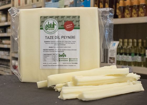 Dil Peyniri 360 Gr