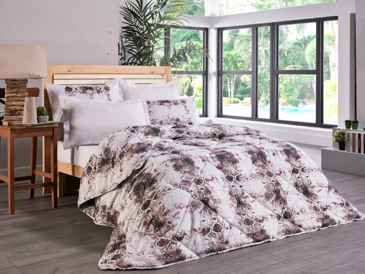 POLY COTTON COMF SET CFT EXOTIC