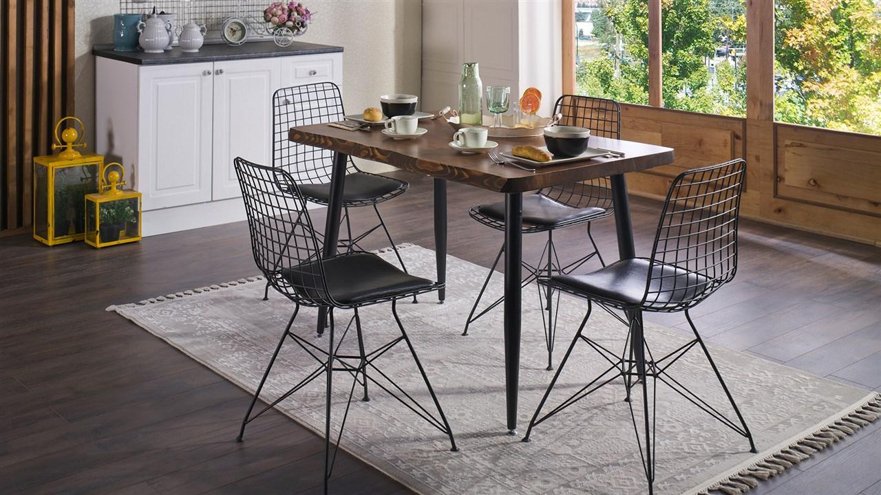 Twist Masa Sandalye Takımı