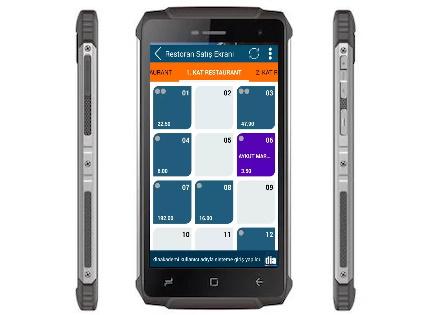 Possafe OrderGo Plus Android 8.1 BLACK