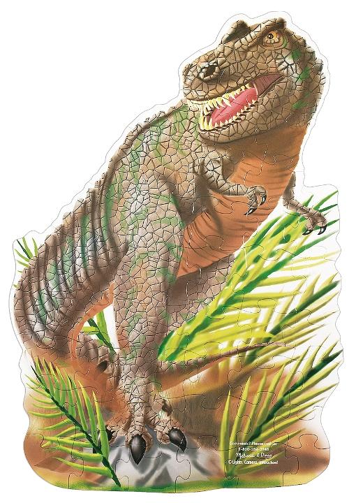 Dev Yer Yapbozu- T-Rex (48 parça)