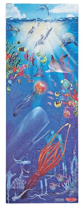 Dev Yer Yapbozu- Deniz Altında (100 parça)